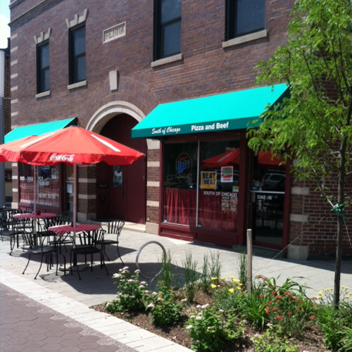 Downtown Indy Location